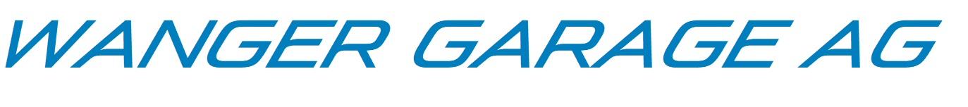 Logo Wanger Garage AG